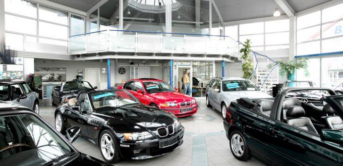 bestes bmw autohaus